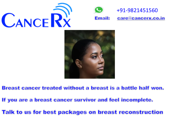 Breast cancer surgery cost