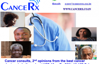 best cancer dr in India world cancer day 2020